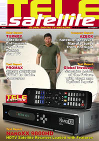 Tele-Satellite Magazine: December-January 2010