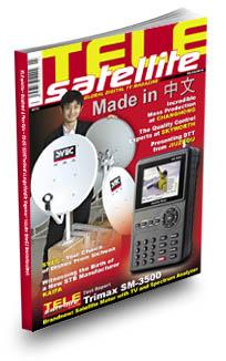 Tele-Satellite Magazine 1003