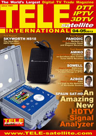 TELE-satellite 1205